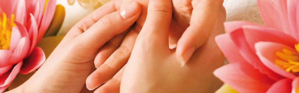masaz rąk